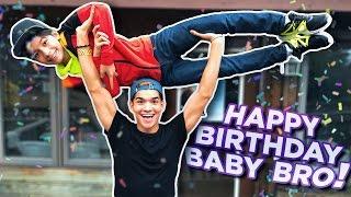 Download HAPPY BIRTHDAY BABY BRO! Video