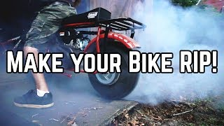 Download Essential Mini Bike Mods | CT200 Performance Parts Video