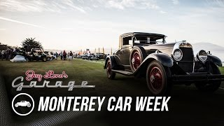 Download Monterey Car Week 2015: The Lawns - Jay Leno's Garage Video