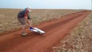 Download Aeromodelo Cessna 182 - Segundo voo Video
