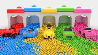 Download Colors for Children to Learn with Cars Toys - Colors Collection for Children Video