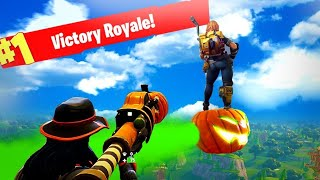 Download THE BEST ROCKET RIDE VICTORY EVER! (Fortnite) Video