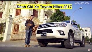 Download [XEHAY.VN] Đánh giá xe Toyota Hilux 2017 tại Việt Nam |4k| Video