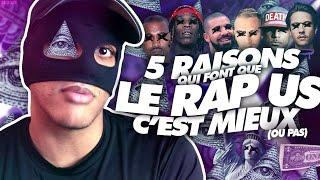Download 5 RAISONS QUI FONT QUE LE RAP US C'EST MIEUX.. (OU PAS) - MASKEY Video