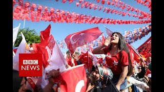 Download Could Turkey's next president be too powerful? - BBC News Video