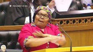 Download EFF Mama Khawula Entertains Parliament - FUNNY Video