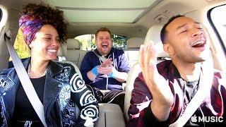 Download Carpool Karaoke: The Series — Alicia Keys and John Legend — Apple Music Video