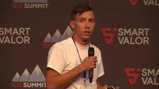 Download Aion Founder Matthew Spoke at ICO Summit 2017, Zurich Video