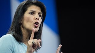 Download Nikki Haley selected by Trump for UN Ambassador Video