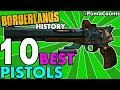 Download Top 10 Best Pistols in Borderlands History! (Borderlands 2, 1 and The Pre-Sequel!) #PumaCounts Video