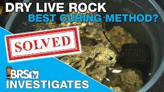 Download What's the most effective rock curing method?   BRStv Investigates Video