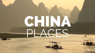 Download 10 Best Places to Visit in China - Travel Video Video