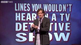 Download Lines You Wouldn't Hear in a TV Detective Show - Mock The Week, S9 Ep11 - BBC Two Video