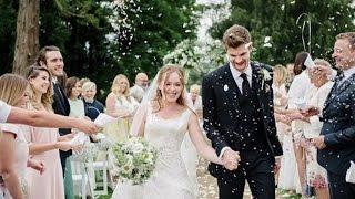 Download YouTubers Tanya Burr & Jim Chapman are MARRIED! Video