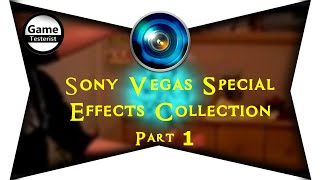Download Sony Vegas Special Effects Compilation (PART 1) Video