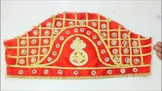 Download Hand Made Bridal Sleeve in Simple & Easy Method-Tamil (DIY) Video