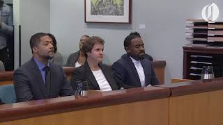 Download Not guilty verdict for two Portland civic leaders Video