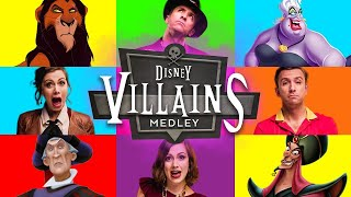 Download Epic Disney Villains Medley - Peter Hollens feat. Whitney Avalon Video