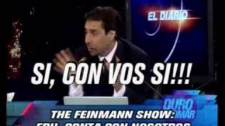 Download DURO DE DOMAR - FEINMANN VS MORENO 25-09-12 Video