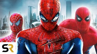 Download The Amazing Evolution Of Spider-Man In Movies [Documentary] Video