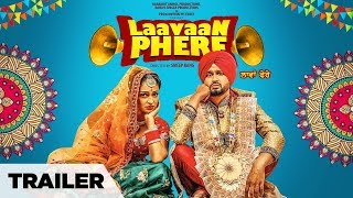 Download Laavaan Phere Trailer Roshan Prince, Rubina Bajwa | ″Latest Punjabi Movie″ 2018 | Releasing 16 Feb Video