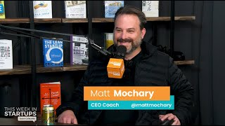 Download E1020 CEO Coach & Author Matt Mochary on understanding & overcoming fear, imposter syndrome & more Video