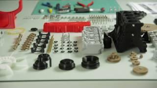 Download Działający model silnika wydrukowany w 3D Relacja z budowy ✔ Video