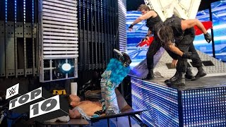 Download Finishing Moves on the Stage: WWE Top 10 Video