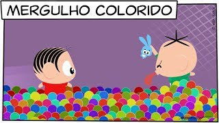 Download Mônica Toy | Mergulho colorido (T05E17) Video