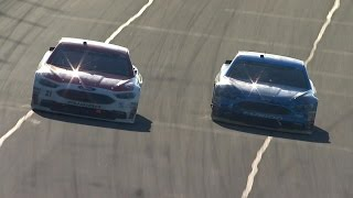Download Blaney holds off Harvick for Pocono 400 win Video