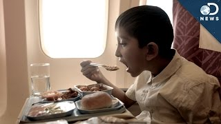 Download Why Food Tastes Worse On Planes Video