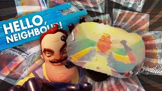 Download HELLO NEIGHBOR REAL LIFE SECRETS UNBOXING SECRET DOG TAGS! (Hello Neighbor Secrets / Hello Neighbor) Video