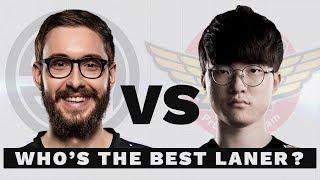 Download Bjergsen vs Faker: Who's the Better Laner? Video