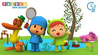 Download Pocoyo - Outdoors fun with Pocoyo | NEW SEASON! [30 minutes] Video