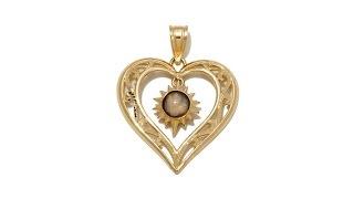 Download Michael Anthony Jewelry 10K Nativity Stone Pendant Video