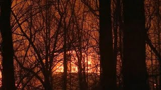 Download Thousands flee Gatlinburg as wildfires burn in Tennessee Video