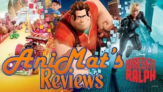 Download Wreck-It Ralph - AniMat's Reviews Video