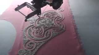 Download CORNELY embroidery machines Video