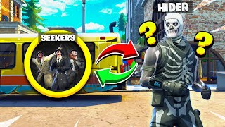 Download FORTNITE *NEW* REVERSE HIDE & SEEK! HIDING in THE GOD SPOT... (Tilted Towers Battle Royale) Video