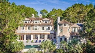 Download Oceanfront Nantucket Style Home in Kiawah Island, South Carolina Video