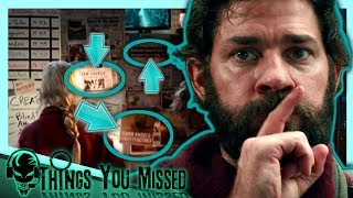 Download 20 MORE Things You Missed In A Quiet Place (2018) Video