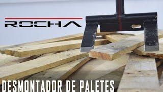 Download Desmontador de paletes Video