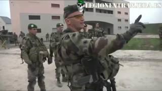 Download legion extrangera entrenamiento Video
