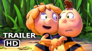 Download MAYA THE BEE The Honey Games Official Trailer (2018) Animated Movie HD Video