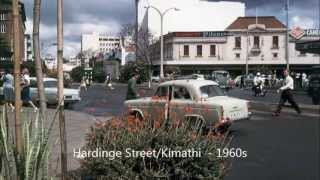 Download How Nairobi in the 1960s Looked Like and Now Video