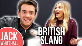 Download Jack Whitehall Teaches iJustine BRITISH Slang!! | Slang Challenge Video