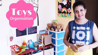 Download Toys Organization- Toddler's Playroom Video