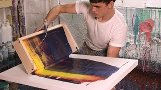 Download These Abstract Paintings Are Unbelievably Satisfying Video