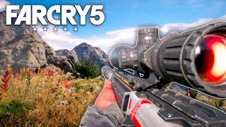 Download Far Cry 5 - THE ONLY WEAPON YOU NEED (Far Cry 5 Free Roam) #23 Video