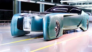 Download Rolls-Royce Vision Official Commercial World Premiere Rolls-Royce Concept Driverless Car CARJAM TV Video